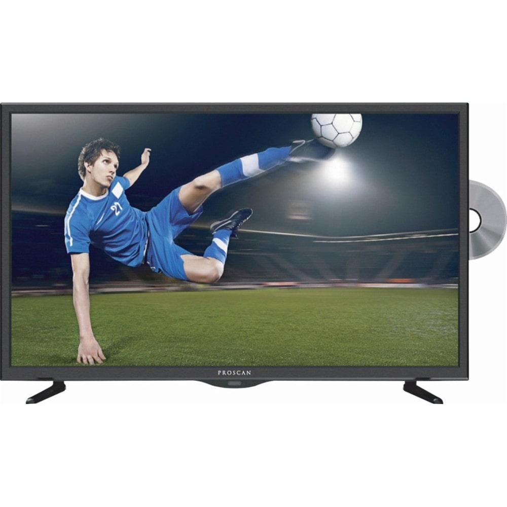 Proscan 32 Quot Class Led 720p Hdtv Dvd Combo Tv Sizes