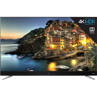 "TCL 75"" Roku TV C8 Series- TV Sizes"