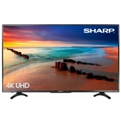 Sharp Roku TV 50 inch 4K UHD - TV Sizes
