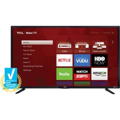 "TCL Roku 48"" - TV Sizes"