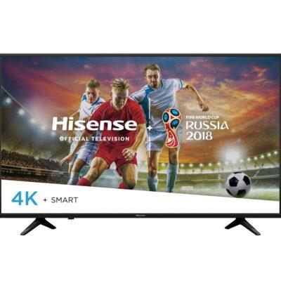 Hisense 4K TV - 49 Inch H6 Series - TV-Sizes