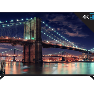 "TCL TV 6 Series 55"" with Roku - TV-Sizes"